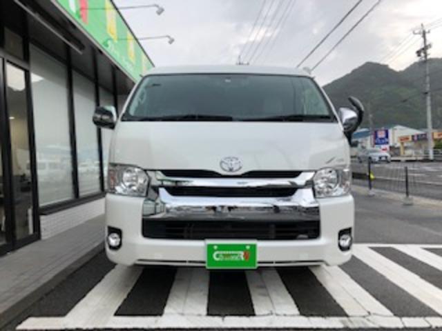 「トヨタ」「ハイエース」「ミニバン・ワンボックス」「静岡県」の中古車2