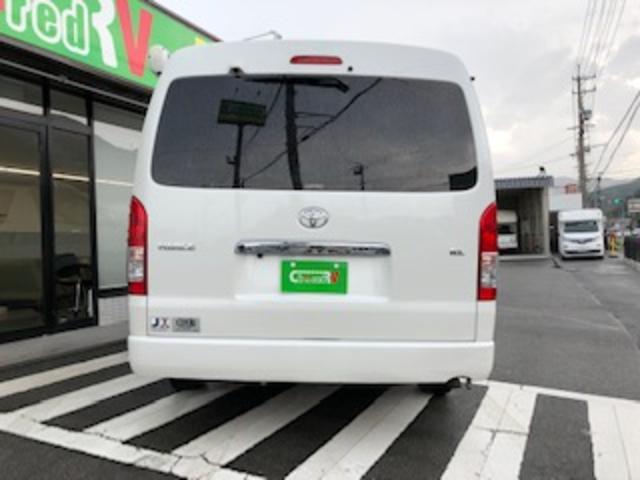 「トヨタ」「ハイエース」「ミニバン・ワンボックス」「静岡県」の中古車3