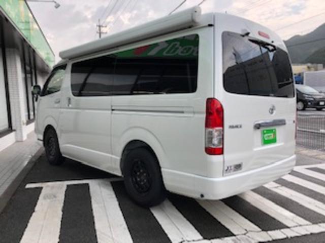 「トヨタ」「ハイエース」「ミニバン・ワンボックス」「静岡県」の中古車5