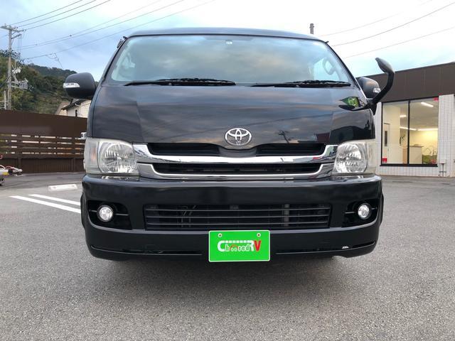 「トヨタ」「ハイエース」「ミニバン・ワンボックス」「静岡県」の中古車4