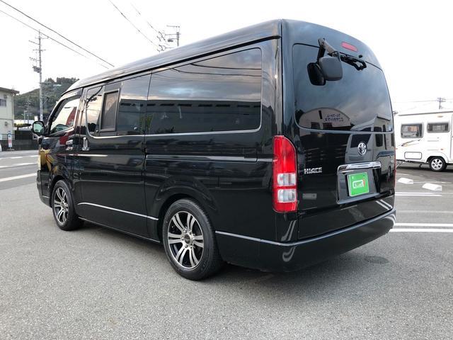 「トヨタ」「ハイエース」「ミニバン・ワンボックス」「静岡県」の中古車7