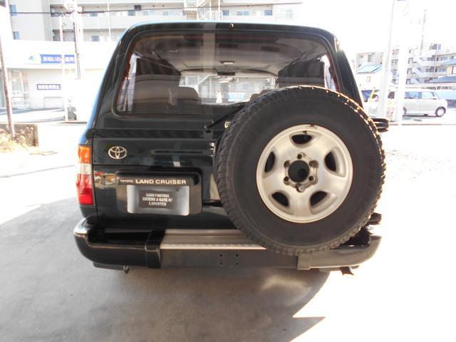「トヨタ」「ランドクルーザー80」「SUV・クロカン」「静岡県」の中古車7