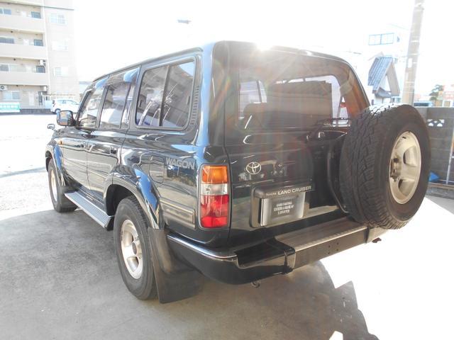 「トヨタ」「ランドクルーザー80」「SUV・クロカン」「静岡県」の中古車8