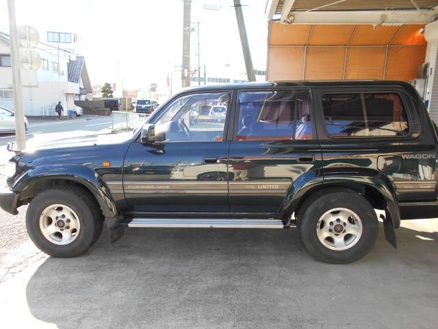 「トヨタ」「ランドクルーザー80」「SUV・クロカン」「静岡県」の中古車9