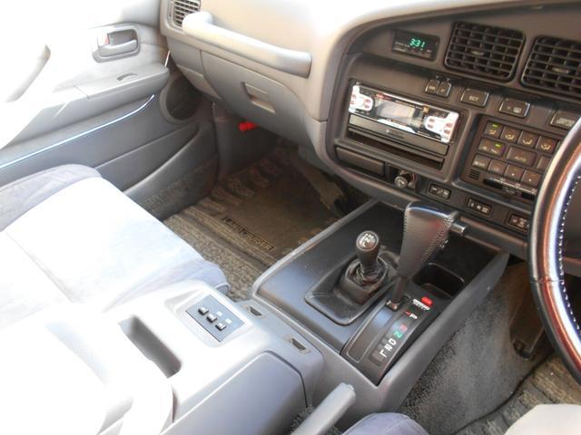 「トヨタ」「ランドクルーザー80」「SUV・クロカン」「静岡県」の中古車12