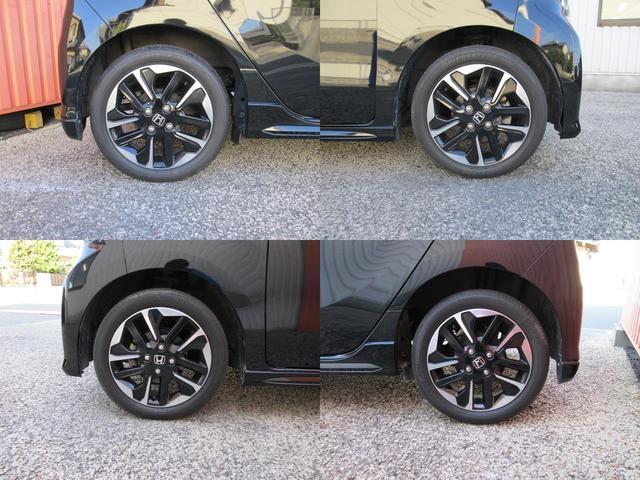 G・ターボPKG 黒半革 禁煙車 SDナビ フルセグTV Bluetooth HID ETC 衝突軽減 クルコン オートエアコン Iストップ スマートキー プッシュST 15AW エアロ 7速ステアシフト オートライト(12枚目)