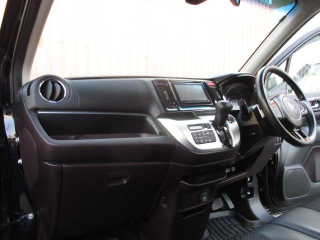 G・ターボPKG 黒半革 禁煙車 SDナビ フルセグTV Bluetooth HID ETC 衝突軽減 クルコン オートエアコン Iストップ スマートキー プッシュST 15AW エアロ 7速ステアシフト オートライト(15枚目)