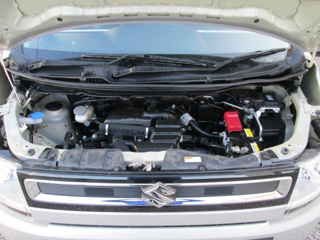HV FX ナビ フルセグTV 禁煙車 Iストップ Sヒーター キーレス オートAC ベンチシート 15AW エコカー減税対象車 DVD USB PVガラス 電動格納ミラー WエアB ABS 横滑防止(13枚目)