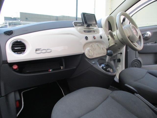 1.2 スーパーポップ バースデイエディション 正規ディーラー車 キーレス 記録簿 SDナビ地デジ ETC フルフラット CD 電動ミラー ABS Wエアバック エアコン パワステ アイドリングストップ スペアキー 取扱説明書 MTモード(11枚目)