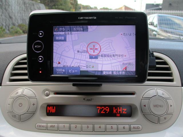1.2 スーパーポップ バースデイエディション 正規ディーラー車 キーレス 記録簿 SDナビ地デジ ETC フルフラット CD 電動ミラー ABS Wエアバック エアコン パワステ アイドリングストップ スペアキー 取扱説明書 MTモード(20枚目)