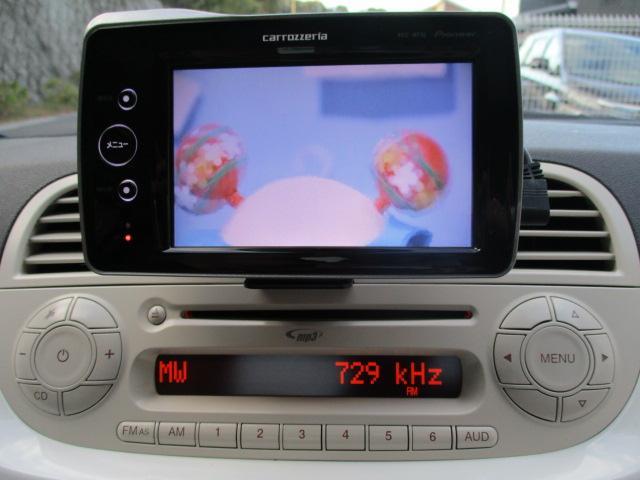 1.2 スーパーポップ バースデイエディション 正規ディーラー車 キーレス 記録簿 SDナビ地デジ ETC フルフラット CD 電動ミラー ABS Wエアバック エアコン パワステ アイドリングストップ スペアキー 取扱説明書 MTモード(45枚目)