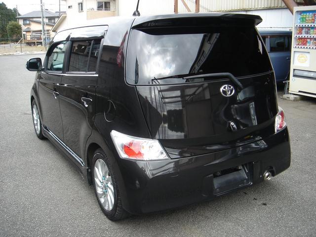 「トヨタ」「bB」「ミニバン・ワンボックス」「静岡県」の中古車4