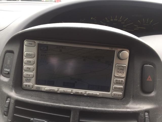 トヨタ エスティマL アエラス 4WD ナビ HID 車庫保管 ワンオーナー