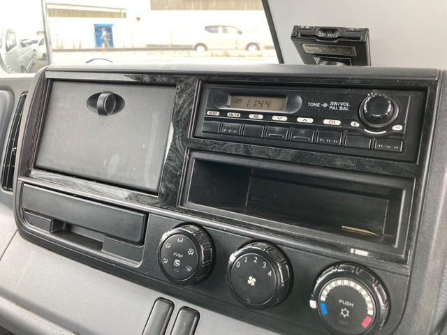 Wキャブ オートマ エアコン パワステ パワーウインドウ ETC 3000ccディーゼル(19枚目)