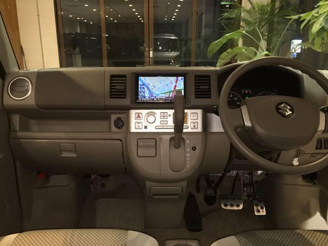 スズキ エブリイワゴン PZターボSP 両側Pスライド HDDナビ 16AW