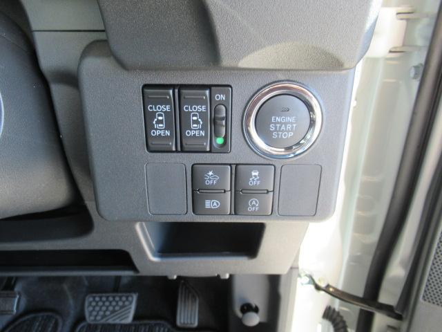 ダイハツ ウェイク GターボSAIII LEDライト 両側Pスライド 新車未登録
