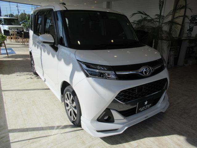 カスタムG-T TRDエアロ 両側パワスラ 新車未登録(9枚目)