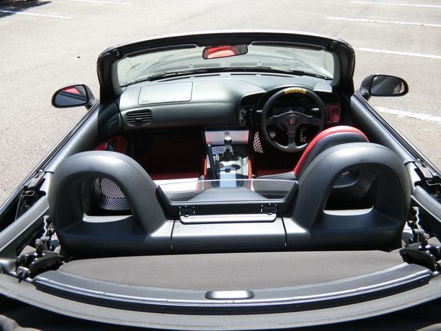 130系後期モデル6MT 赤黒革シート 純正アルミ 禁煙車(2枚目)