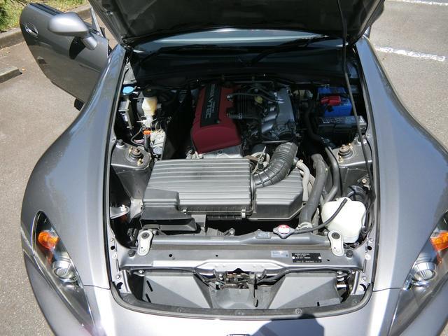 130系後期モデル6MT 赤黒革シート 純正アルミ 禁煙車(3枚目)