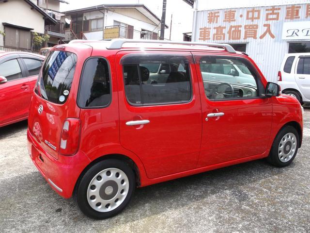 「ダイハツ」「ミラココア」「軽自動車」「静岡県」の中古車4