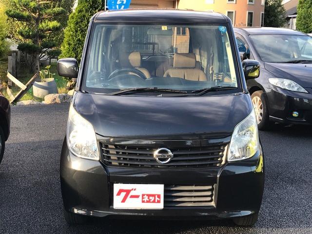 「日産」「ルークス」「コンパクトカー」「静岡県」の中古車2