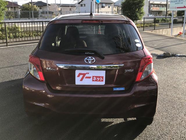 「トヨタ」「ヴィッツ」「コンパクトカー」「静岡県」の中古車5