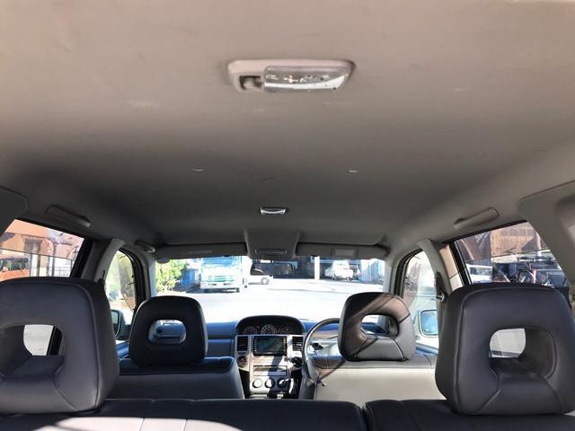 日産 エクストレイル X 4WD カブロンシート ヒッチメンバー