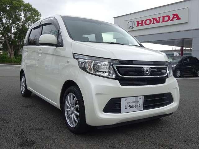 「ホンダ」「N-WGN」「コンパクトカー」「静岡県」の中古車5