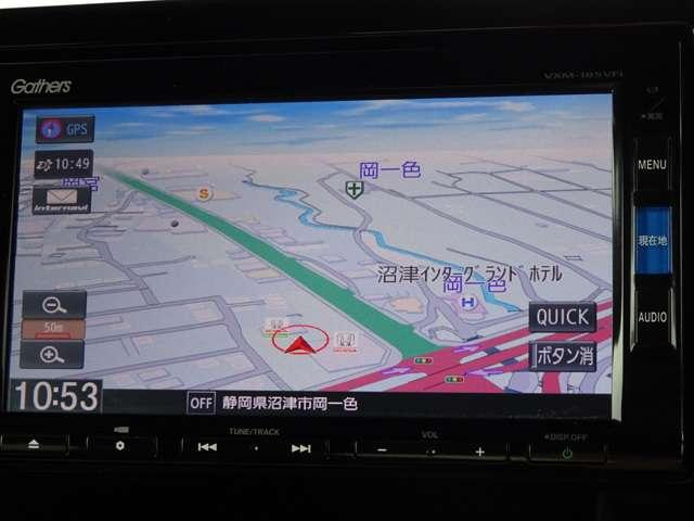 G・Lホンダセンシング ナビ リアカメラ ETC 片側PSD(11枚目)