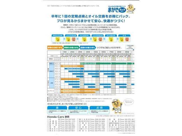 G・Lホンダセンシング ナビ リアカメラ ETC 片側PSD(19枚目)