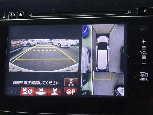 スパーダ 1年間走行距離無制限保証付き 純正メモリーナビ 全周囲カメラ Rカメラ センシング 後席モニター サイドエアバック ウォークスルー ターボ 地デジ 3列シート クルコン LED ETC スマートキー(14枚目)