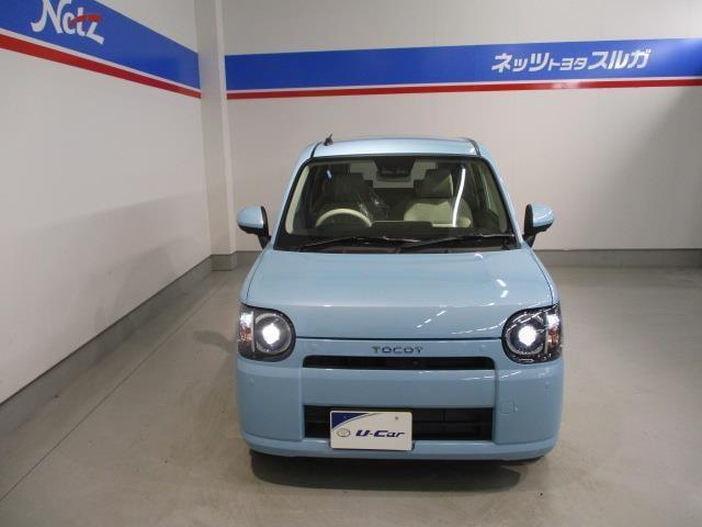 「ダイハツ」「ミラトコット」「軽自動車」「静岡県」の中古車5