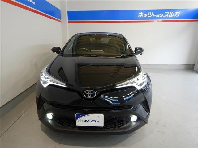 「トヨタ」「C-HR」「SUV・クロカン」「静岡県」の中古車4