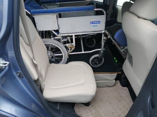 スローパー後席3人リクライニング車椅子可オリジナルスロープ(14枚目)