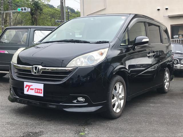 「ホンダ」「ステップワゴン」「ミニバン・ワンボックス」「静岡県」の中古車2
