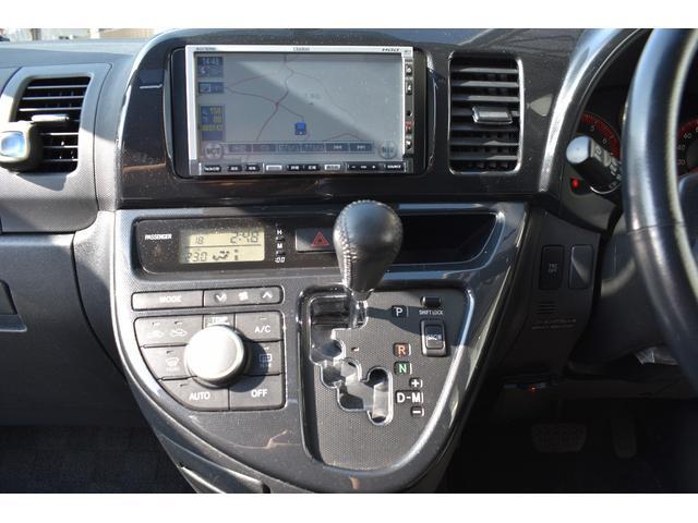 トヨタ ウィッシュ Z HDDナビ サンルーフ スマートドアロック