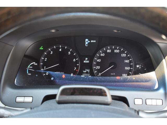 LS600hL後席セパレートシートパッケージ サンルーフ(10枚目)