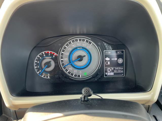 ハイブリッドMX セーフティーサポートパッケージ レーンキープ コーナーセンサー アイドリングストップ Bluetoothナビ バックカメラ ETC(16枚目)