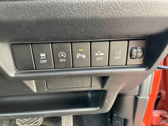 ハイブリッドMX セーフティーサポートパッケージ レーンキープ コーナーセンサー アイドリングストップ Bluetoothナビ バックカメラ ETC(20枚目)