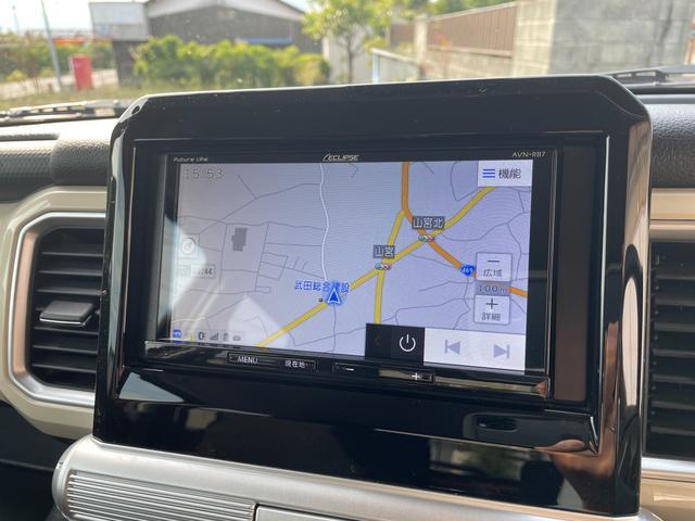 ハイブリッドMX セーフティーサポートパッケージ レーンキープ コーナーセンサー アイドリングストップ Bluetoothナビ バックカメラ ETC(22枚目)