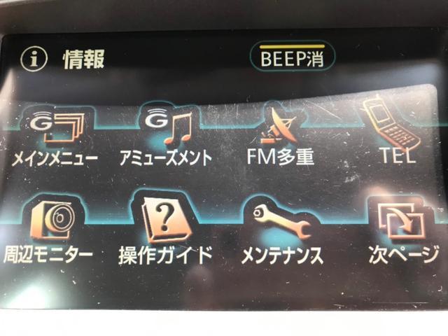 アスリート HDDナビ バックカメラ ETC 車高調(15枚目)