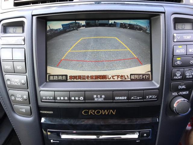 アスリート HDDナビ バックカメラ ETC 車高調(16枚目)