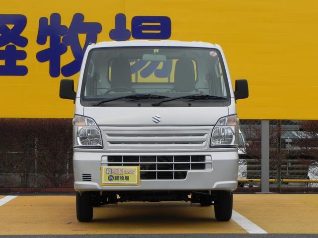 KCエアコン・パワステ  3AT 4WD 新車保証継承(2枚目)