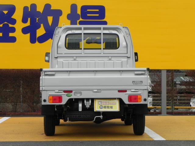KCエアコン・パワステ  3AT 4WD 新車保証継承(3枚目)