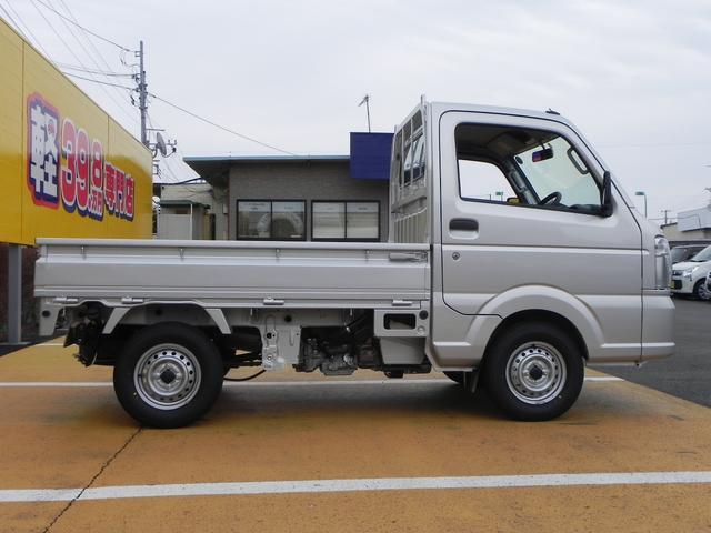 KCエアコン・パワステ  3AT 4WD 新車保証継承(4枚目)