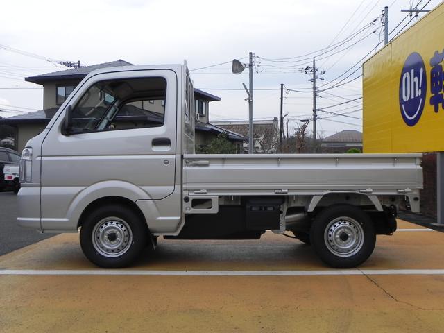 KCエアコン・パワステ  3AT 4WD 新車保証継承(5枚目)