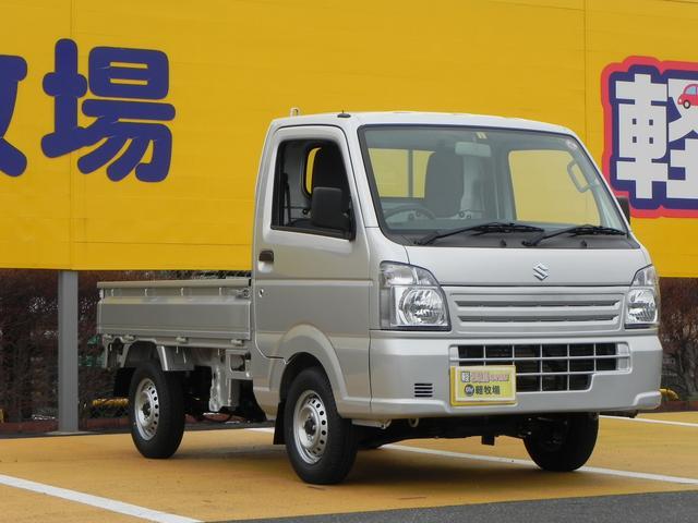 KCエアコン・パワステ  3AT 4WD 新車保証継承(6枚目)