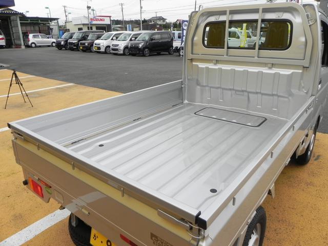 KCエアコン・パワステ  3AT 4WD 新車保証継承(11枚目)