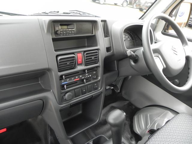 KCエアコン・パワステ  3AT 4WD 新車保証継承(19枚目)