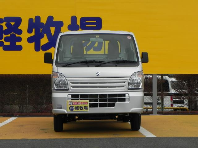 KCエアコン・パワステ 5MT 4WD ABS(2枚目)
